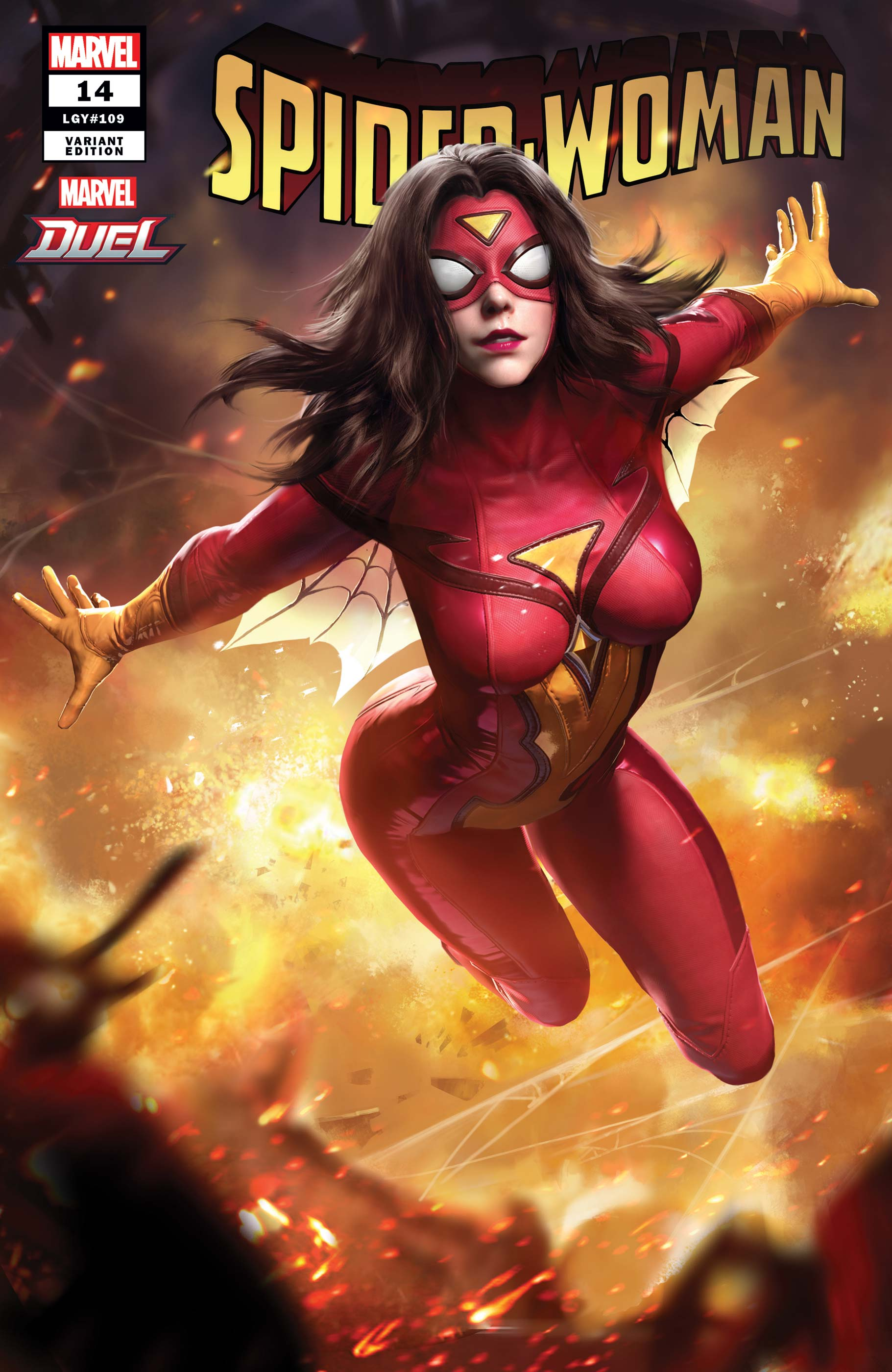 Spider-Woman (2020) #14 (Variant)