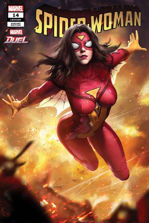Spider-Woman #14  (Variant)