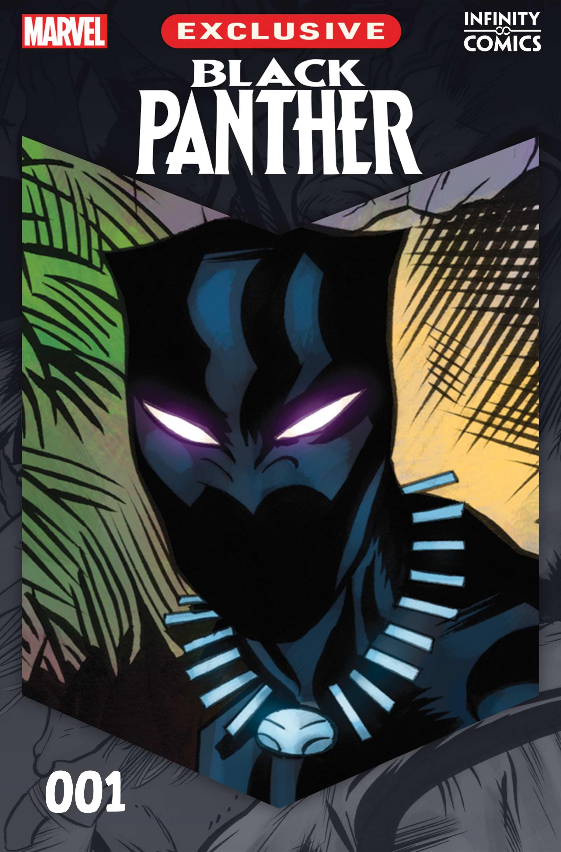 Black Panther Infinity Comic Primer (2021) #1