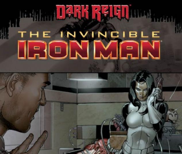 INVINCIBLE IRON MAN #15 (2ND PRINTING VARIANT)