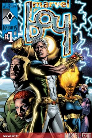 Marvel Boy (2000) #1