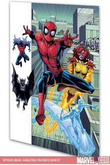 Spider-Man: Amazing Friends (Digest)