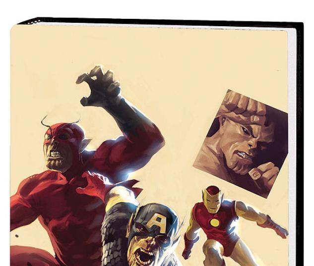 MIGHTY AVENGERS VOL. 3: SECRET INVASION BOOK 1 PREMIERE #0