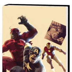 Mighty Avengers Vol. 3: Secret Invasion Book 1 Premiere