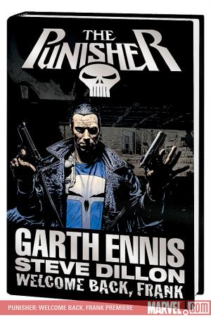 Punisher: Welcome Back, Frank (Hardcover)