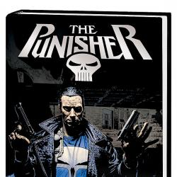 PUNISHER: WELCOME BACK, FRANK PREMIERE HC #0
