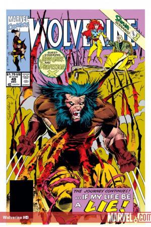 Wolverine (1988) #49