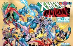 X-Men: Clan Destine #1