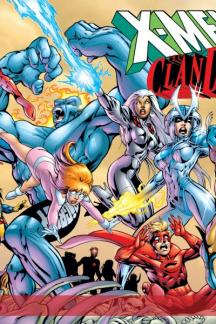 X-Men: Clan Destine #1