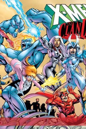 X-Men: Clan Destine (1996) #1