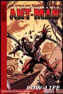 Irredeemable Ant-Man Vol. 1: Low-Life (2007)