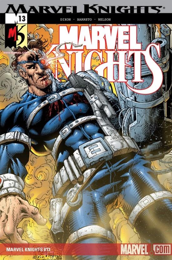 Marvel Knights (2000) #13