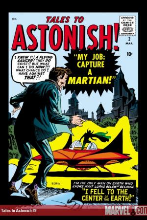 Tales to Astonish (1959) #2