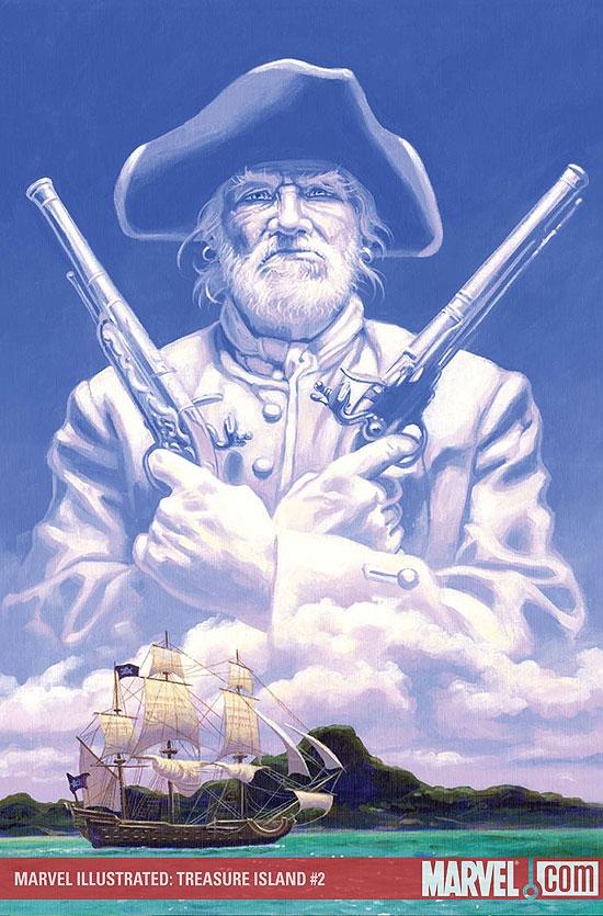 Marvel Illustrated: Treasure Island (2007) #2