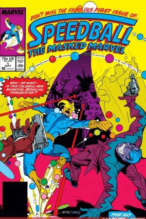 Speedball (1988) #1
