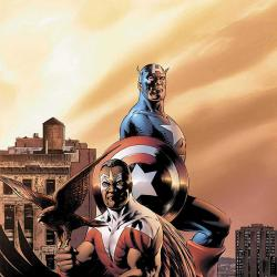 AVENGERS DISASSEMBLED: CAPTAIN AMERICA COVER