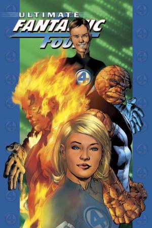 Ultimate Fantastic Four Vol. 1: The Fantastic (2004)