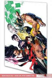 New Exiles Vol. 1: New Life, New Gambit (Trade Paperback)
