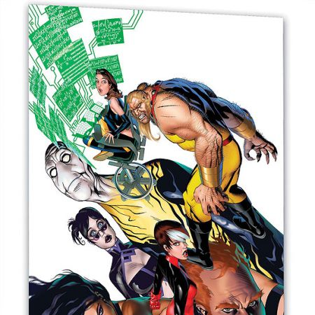 NEW EXILES VOL. 1: NEW LIFE, NEW GAMBIT #0