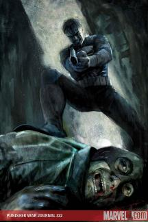 Punisher War Journal #22