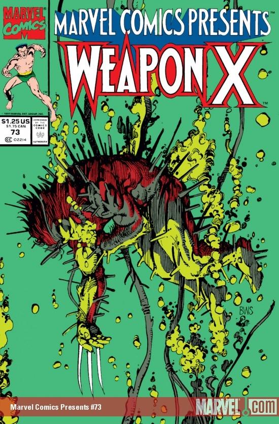 Marvel Comics Presents (1988) #73