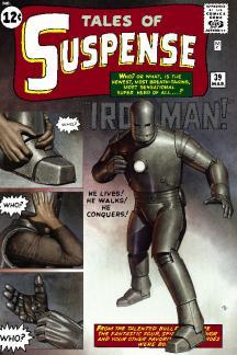 The Invincible Iron Man Omnibus Vol. 1 (Hardcover)