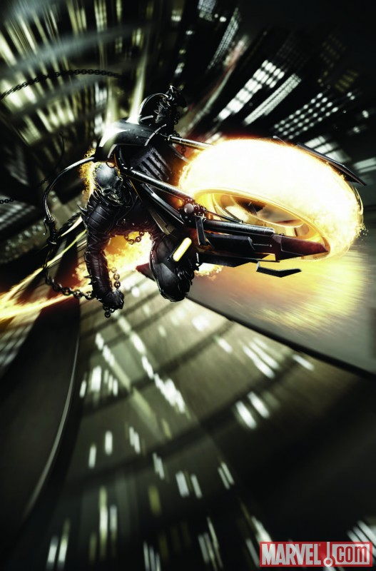 Marvel: Clayton Crain