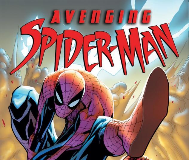 Avenging Spider-Man (2011) #1, Humberto Ramos Variant