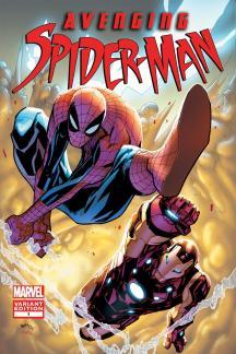 Avenging Spider-Man (2011) #1 (Humberto Ramos Variant)