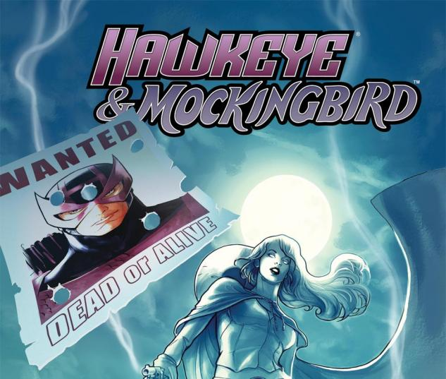 Hawkeye & Mockingbird (2010) #2