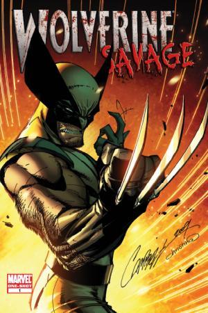 Wolverine: Savage #1