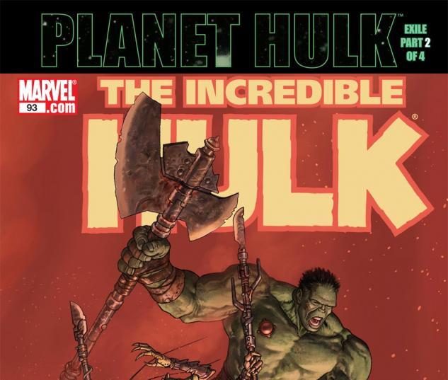 Incredible Hulk (1999) #93