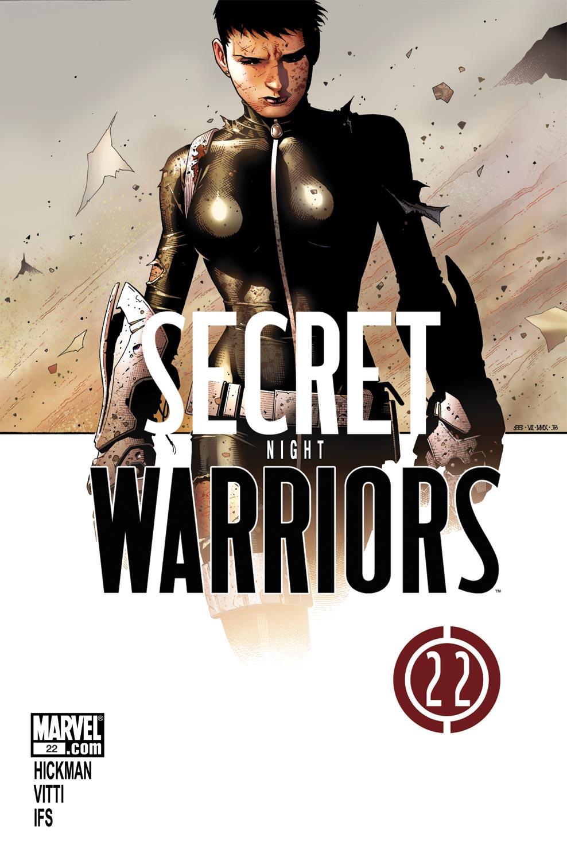 Secret Warriors (2009) #22