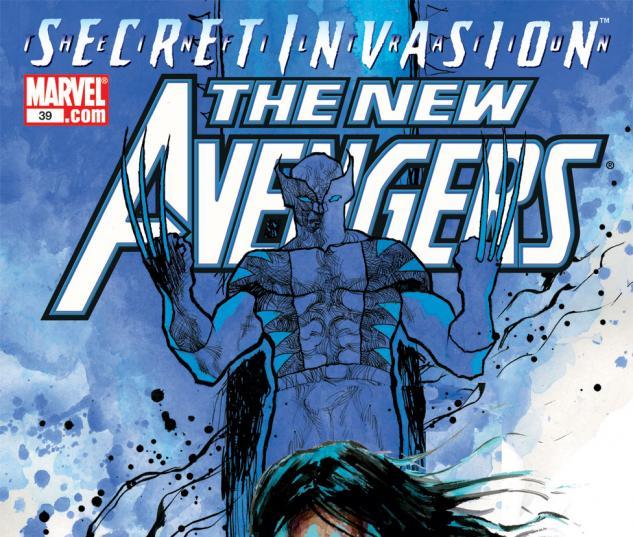 New Avengers (2004) #39