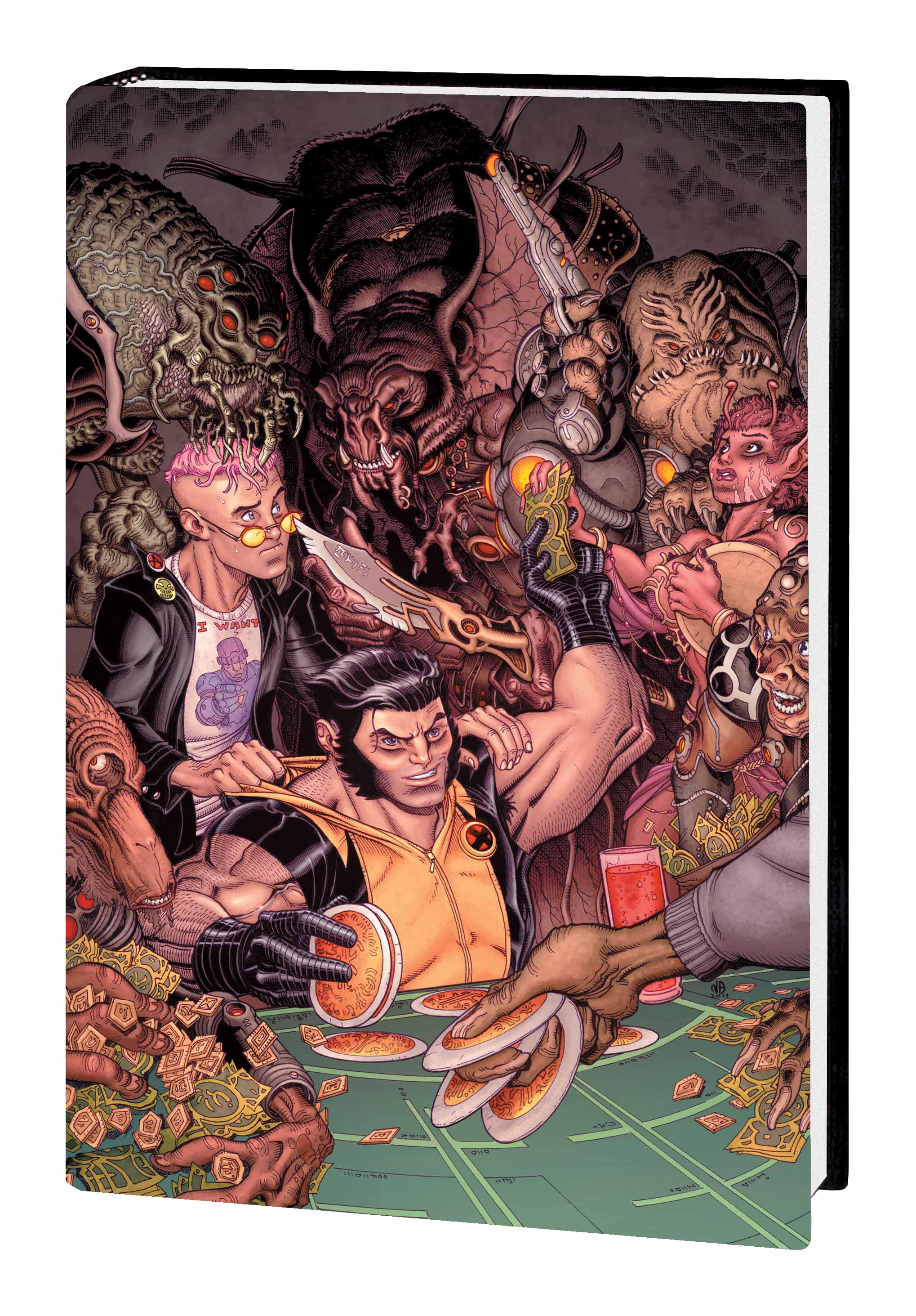 Wolverine & the X-Men (Hardcover)
