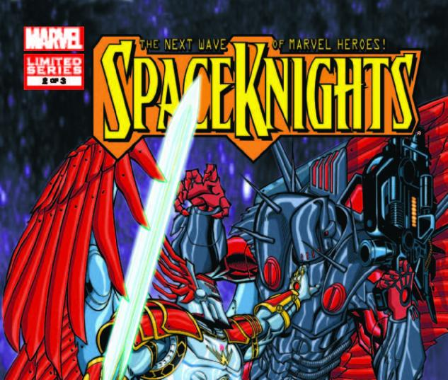 SPACEKNIGHTS 2 (WITH DIGITAL CODE)
