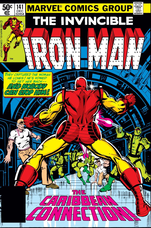 Iron Man (1968) #141