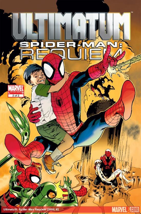 Ultimatum: Spider-Man Requiem (2009) #2