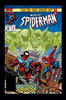 Web of Spider-Man (1985) #122