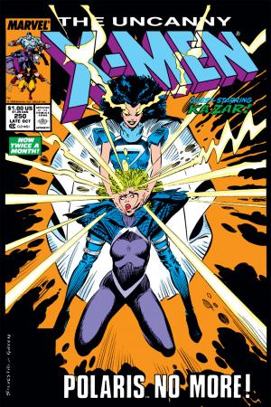Uncanny X-Men (1963) #250