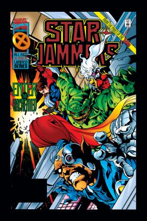 Starjammers (1995) #2