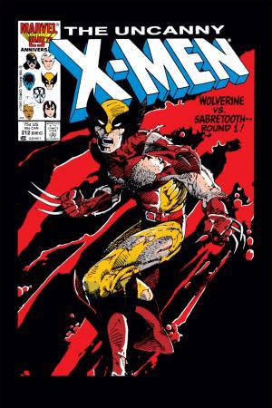 Uncanny X-Men (1963) #212