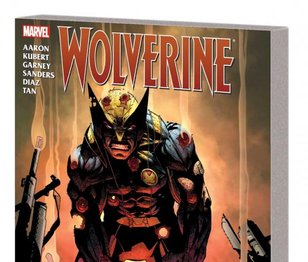 WOLVERINE: BACK IN JAPAN TPB (COMBO)