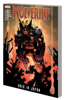 WOLVERINE: BACK IN JAPAN TPB (COMBO) (Trade Paperback)