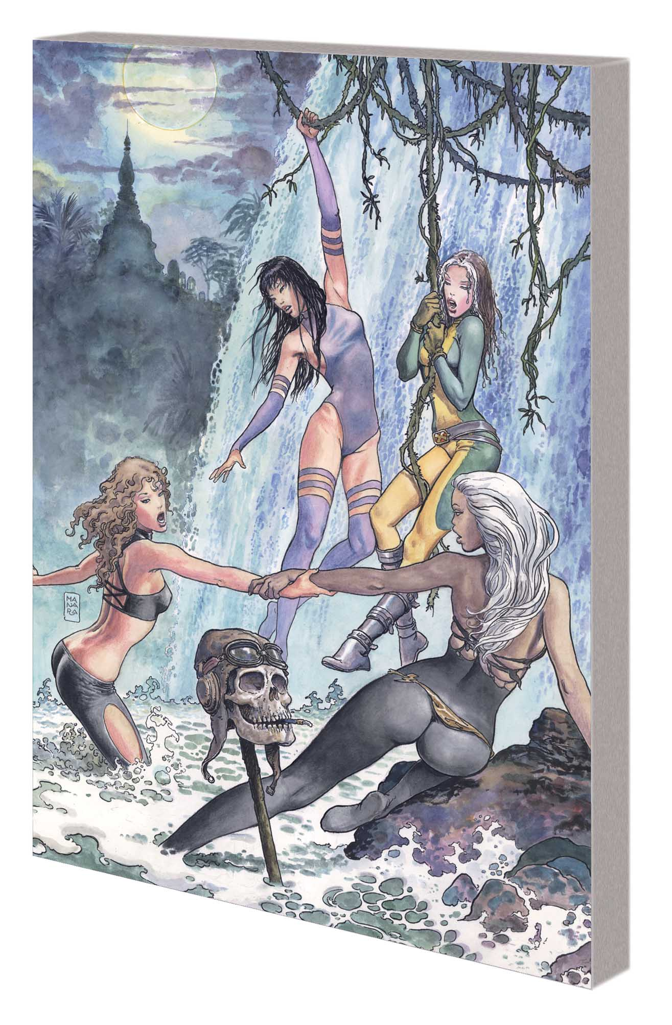 X-Men: Women of Marvel (Trade Paperback)