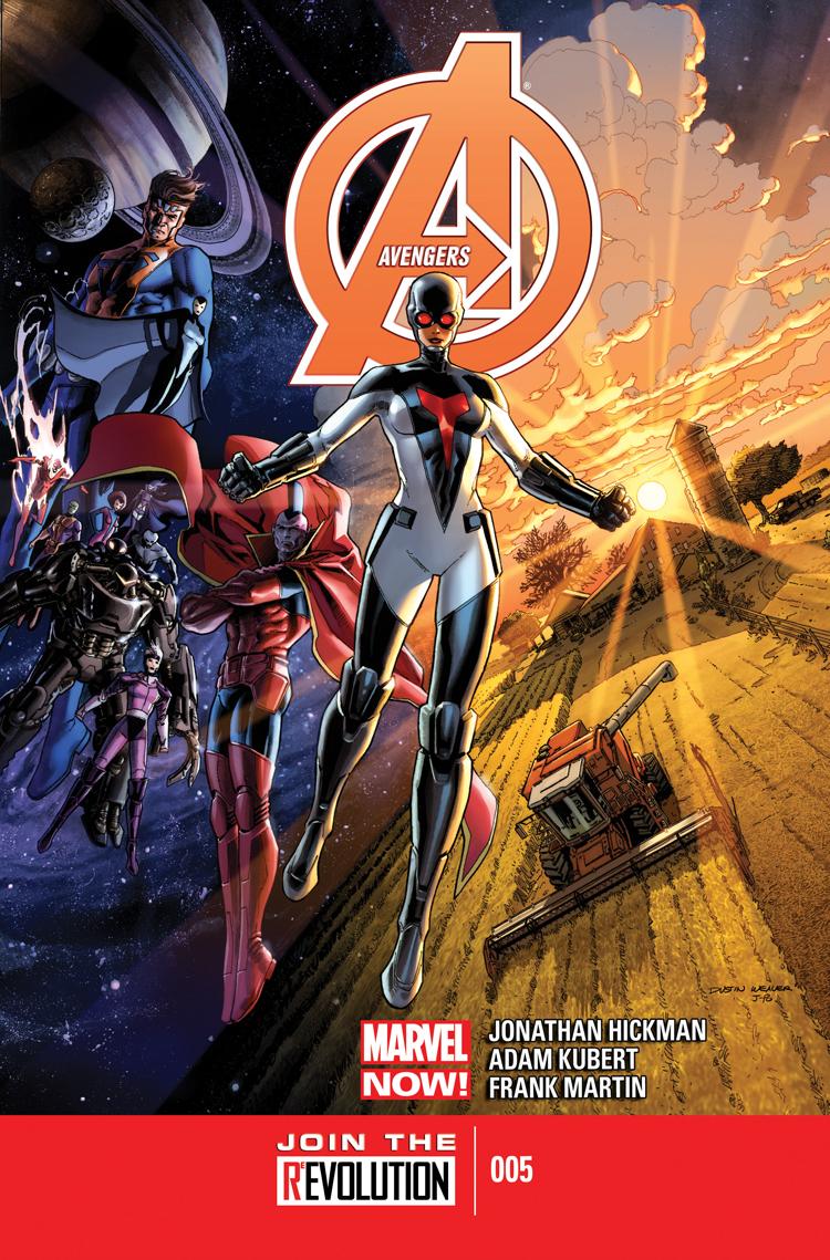 Avengers (2012) #5