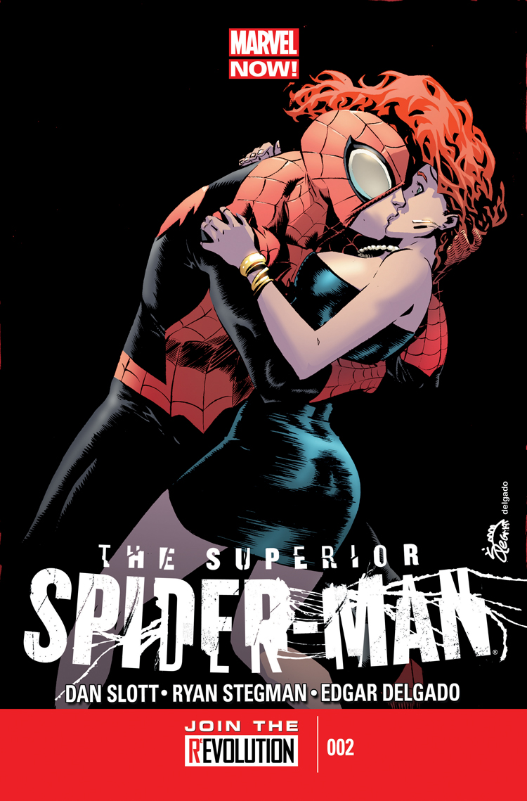 Superior Spider-Man (2013) #2