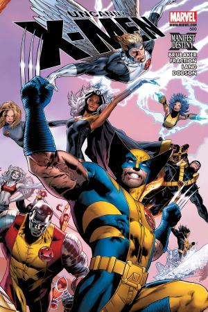 Uncanny X-Men (1963) #500