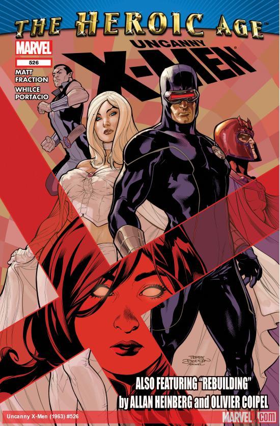 Uncanny X-Men (1963) #526
