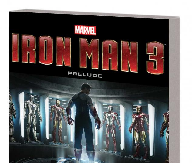 MARVEL'S IRON MAN 3 PRELUDE TPB
